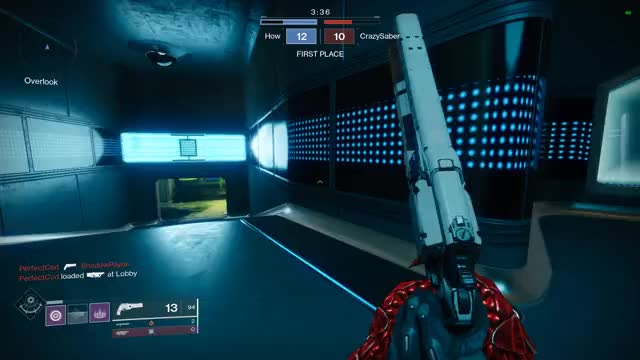 Watch and share Handcannon GIFs and Destiny2 GIFs by How on Gfycat