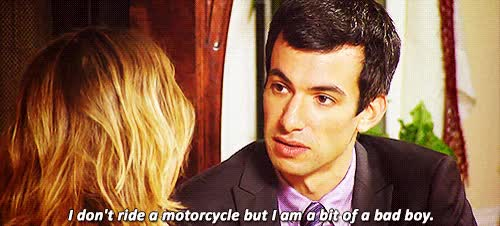 Watch and share Nathan Fielder GIFs on Gfycat