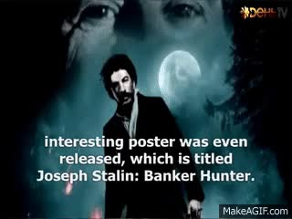Watch and share Joseph Stalin: Banker Hunter (i.makeagif.com) GIFs on Gfycat