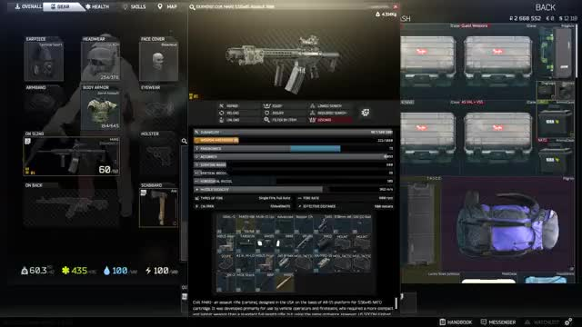 Watch and share EscapeFromTarkov 07-07-2019 00-14-27-818 GIFs by bad.nut on Gfycat
