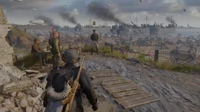 Watch Call of Duty®: WWII_20171113205621 GIF on Gfycat. Discover more PS4share, Call of Duty®: WWII, PlayStation 4, Sony Interactive Entertainment GIFs on Gfycat