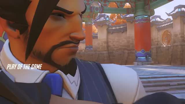 Watch and share Overwatch GIFs and Hanzo GIFs by Osku on Gfycat