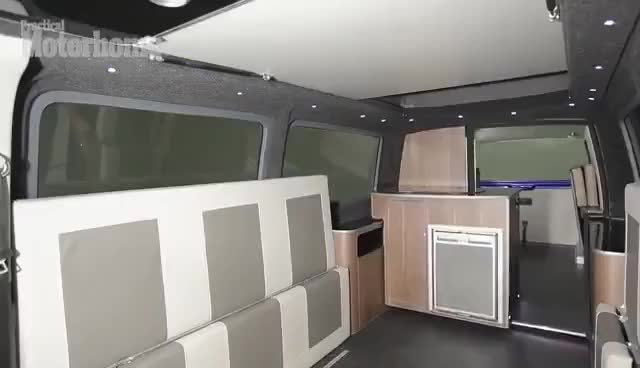 Watch and share Practical Motorhome Doubleback VW Camper Review GIFs on Gfycat