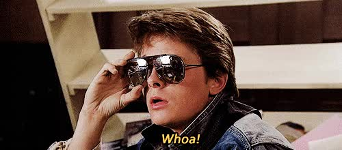 Watch and share Back To The Future GIFs and Whoa GIFs on Gfycat