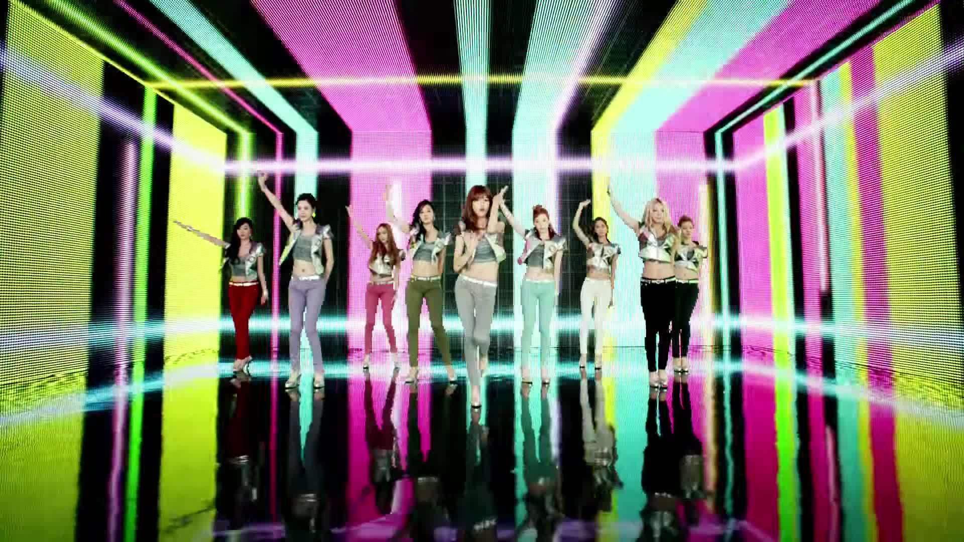GIRLS`GENERATION 少女時代_GALAXY SUPERNOVA_Music Video Dance ver. GIFs