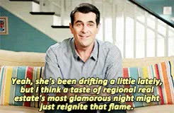 Watch and share Modern Family GIFs and Haley Dunphy GIFs on Gfycat