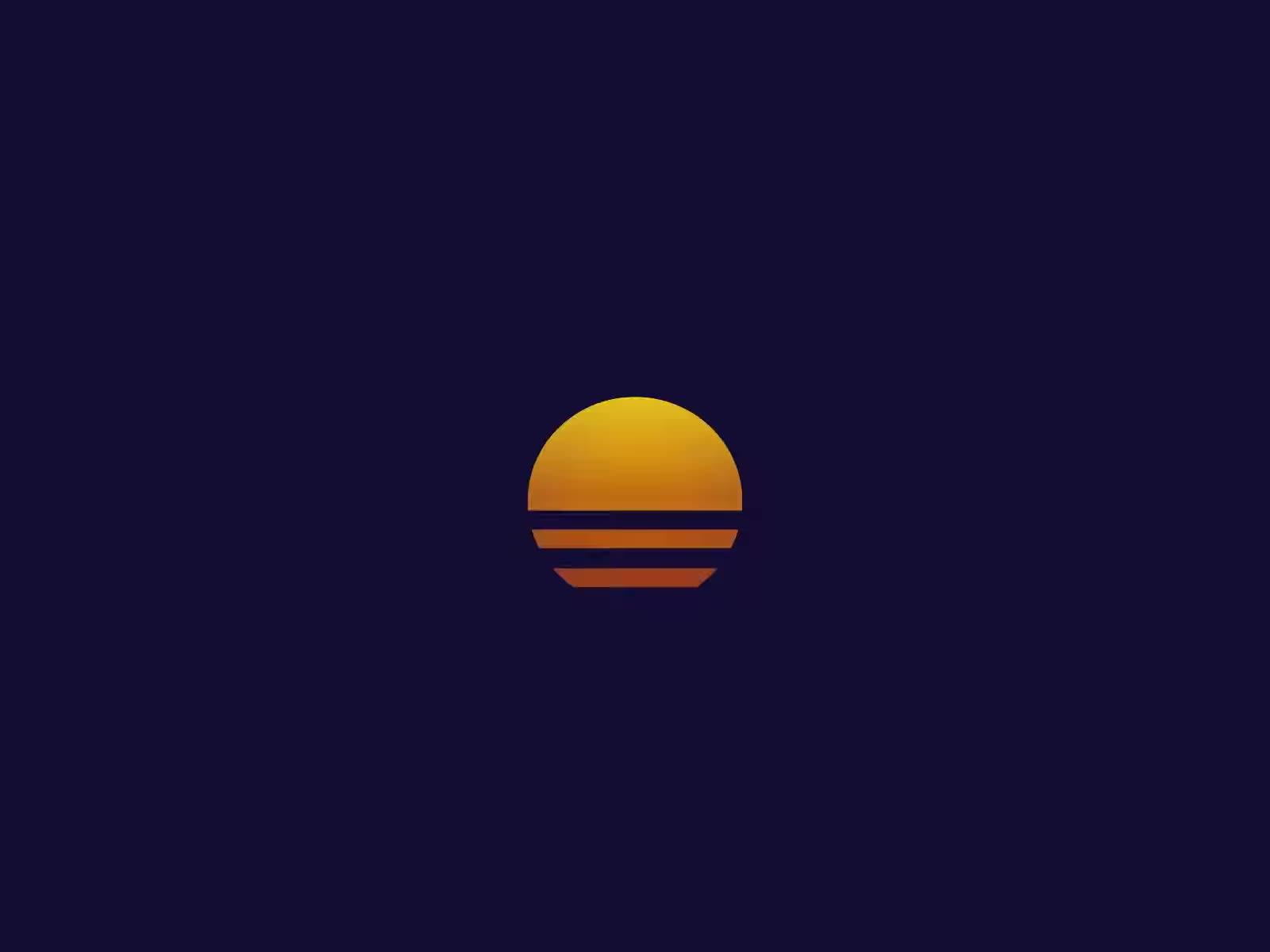 ▷ Pure CSS Volcano (single div) GIF by sevensky7 - Find
