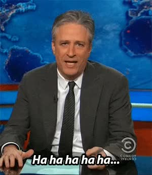 Watch and share Jon Stewart GIFs and Fuckyou GIFs by Reactions on Gfycat