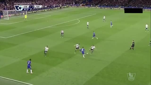 Watch and share Eden Hazard Goal Vs Tottenham (2-2) GIFs on Gfycat