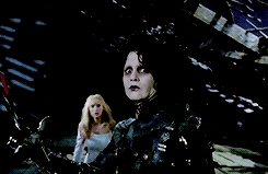anthony michael hall, edward scissorhands, gothic, horror, johnny depp, my gifs, tim burton, winona ryder, just sayin'... could get you buried real quick GIFs