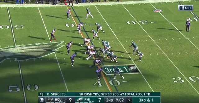 Watch Week 16: Sproles v. Cunningham GIF by Matt Weston (@mbw987) on Gfycat. Discover more related GIFs on Gfycat
