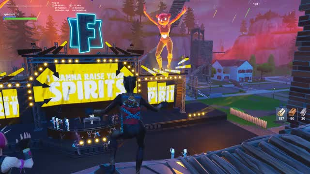 Watch and share Fortnite Concert GIFs on Gfycat