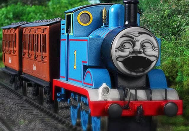 Watch and share 4chan Likes Thomas The Tank Engine GIFs on Gfycat