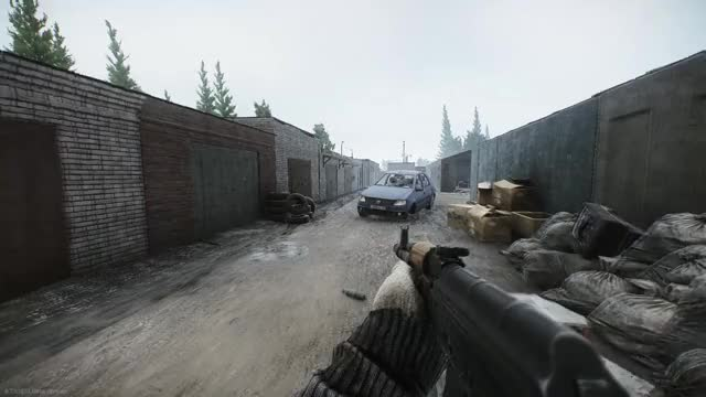 Watch AK inspection GIF by Alexander452 (@alexander452) on Gfycat. Discover more AK, Escape from tarkov, EscapefromTarkov, Weapon, inspect GIFs on Gfycat