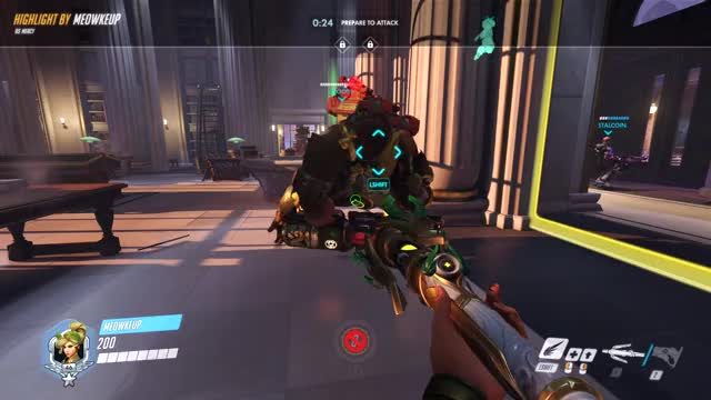 Watch and share Overwatch GIFs and Winston GIFs by meowkeup on Gfycat