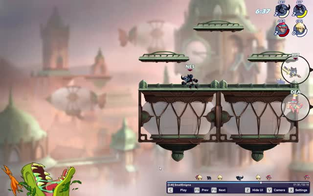Watch and share Brawlhalla 13 04 2019 09 45 27 GIFs by Kito on Gfycat