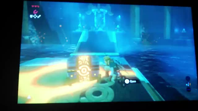 Watch and share Didn't Know About This Extra Detail In Botw GIFs on Gfycat