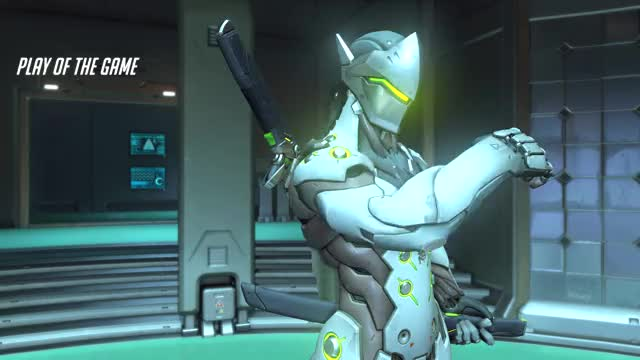 Watch First Genji Play of the Game GIF by Omnoid (@omnoid) on Gfycat. Discover more Dorado, Genji, Overwatch, Play of the Game, new GIFs on Gfycat