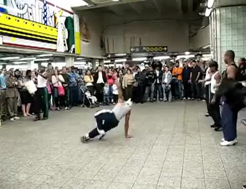 Watch and share Breakdance GIFs and Dancing GIFs on Gfycat
