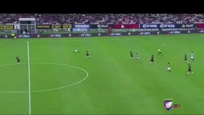 Watch and share Jürgen Damm Hirving Lozano Y Rodolfo Pizarro Vs Atlas FC 2/15/2015 NEW HD GIFs on Gfycat