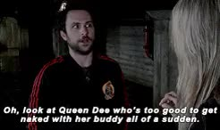 Watch and share Charlie Kelly GIFs and Daeneryus GIFs on Gfycat
