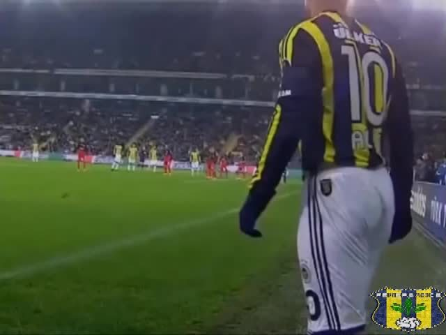soccergifs, Miroslav Stoch ~ Fenerbahce [The Goal Of 2012] GIFs