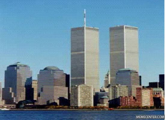Watch and share 9/11 Terrorist Attacks! GIFs on Gfycat