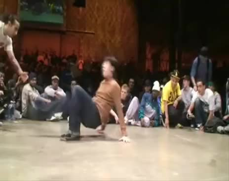 Watch Bboy born. GIF on Gfycat. Discover more related GIFs on Gfycat