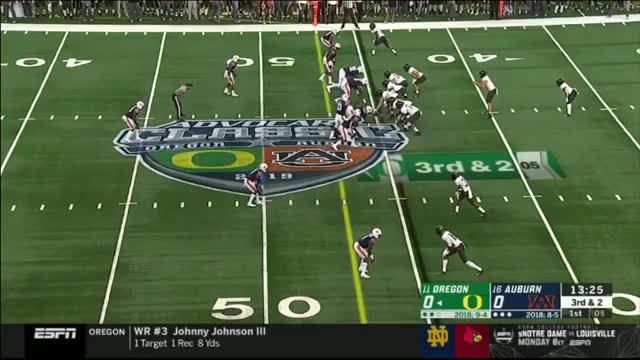 Watch and share College Football GIFs and Oregon Vs Auburn GIFs by Andrew Stanley on Gfycat