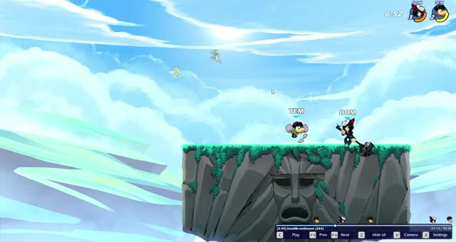 Watch and share Brawlhalla GIFs by tempest-storm on Gfycat