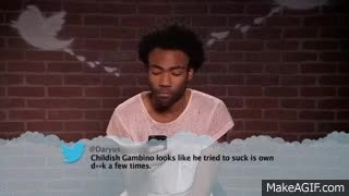 Watch and share Gambino - That's Fair. GIFs on Gfycat