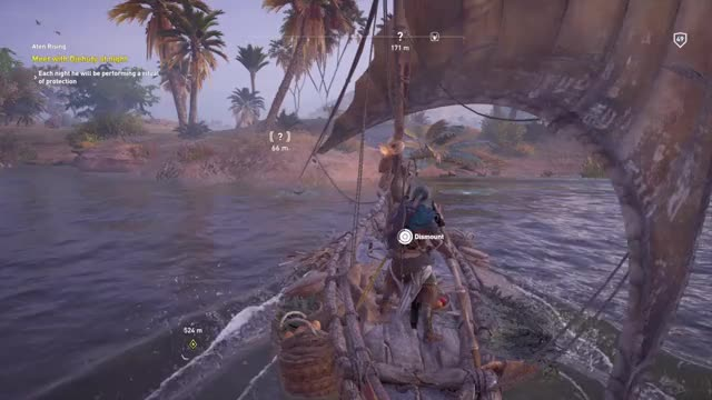 Watch and share Assassin's Creed® Origins 20180318145519 GIFs on Gfycat