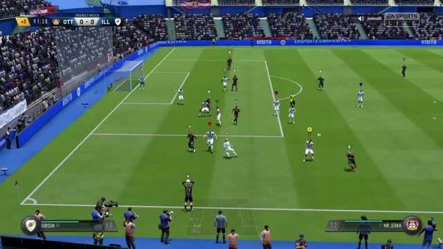 Watch and share Fifa GIFs by jimbosu88 on Gfycat