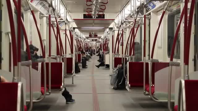 Watch The view while sitting on the Toronto subway [stabilized] GIF by @davey_b on Gfycat. Discover more gif, gifs, toronto GIFs on Gfycat