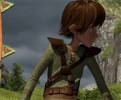 astrid, hiccup, how to train your dragon, httyd, my gifs, stormfly, toothless, Awesomeness of How to Train Your Dragon GIFs