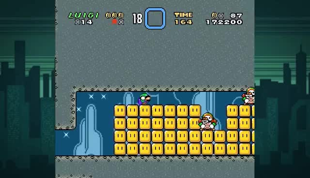 Super Mario World Video Game Gifs Search | Search & Share on Homdor