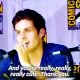 Watch and share Daniel Sharman GIFs and Fyteenwolf GIFs on Gfycat