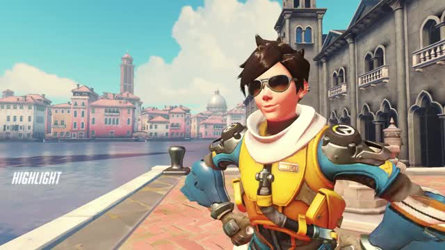Watch Worth GIF on Gfycat. Discover more highlight, overwatch, tracer GIFs on Gfycat