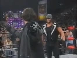 Watch and share Pro Wrestling GIFs and Monday Nitro GIFs on Gfycat
