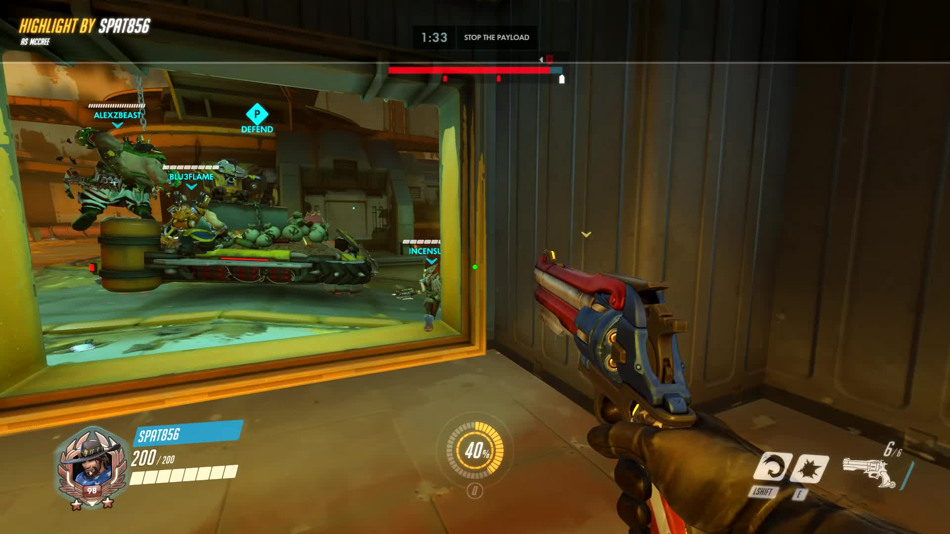 aim, cant, cantaim, forth, mcree, overwatch, shiz, sucks, whatisthis, wtf, Freak This Game GIFs