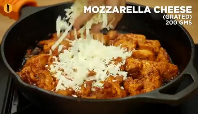 Fusion Fire Chicken Recipe By Food Fusion Gif Find Make Share