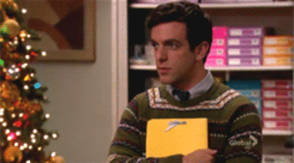 b. j. novak, The Office Yes GIF - Find & Share on GIPHY GIFs