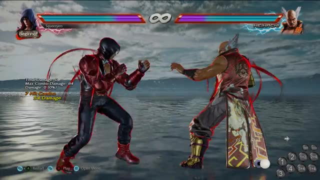 Watch Combo GIF by @holmsey on Gfycat. Discover more tekken GIFs on Gfycat