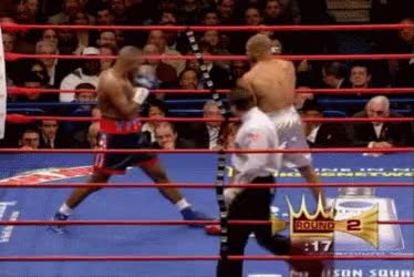 Watch Roy Jones Jr. defeats Felix Trinidad easily… GIF on Gfycat. Discover more related GIFs on Gfycat