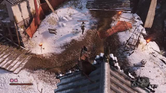 Watch and share Sekiro Atak Z Powietrza GIFs by szymrad on Gfycat