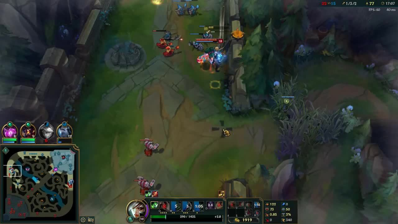 rivenmains, Watch sunnywater's League of Legends video: uh. riven stuff? - Plays.tv GIFs