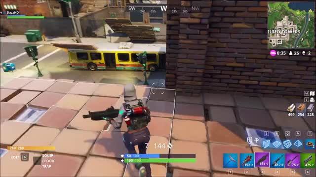 Watch and share Tilted Towers GIFs and Shotgun Meme GIFs by dazzhd on Gfycat