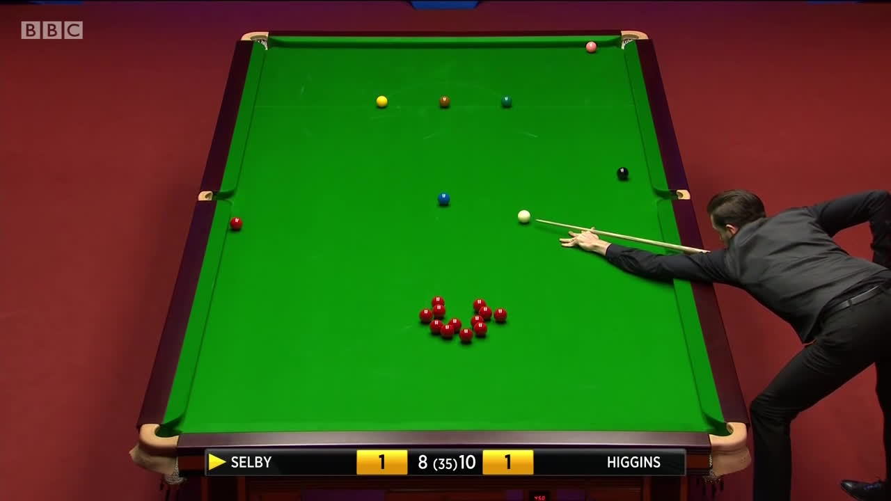 billiard, snooker, world snooker championship, Mark Selby v John Higgins ᴴᴰ World Snooker Championship 2017 FINAL FULL MATCH GIFs
