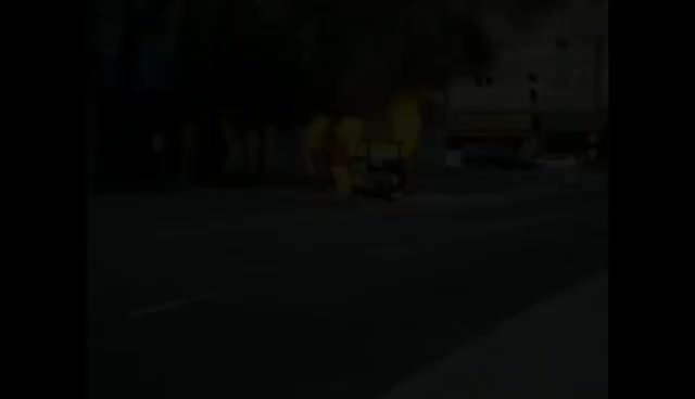 explosions, car explodes GIFs
