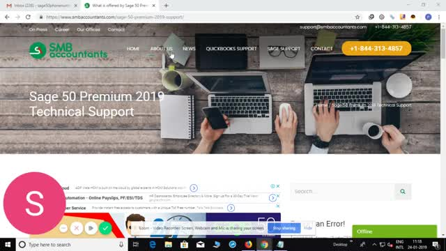 Watch and share Sage 50 2019 Update GIFs and Smb Accountants GIFs by smbaccountants on Gfycat